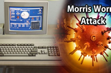 The first type of computer virus that spread across the Internet