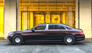 Mercedes-Maybach S 650 Night Edition have only 15 units