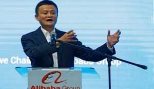 Who managed Alibaba Group after Jack Ma retired?